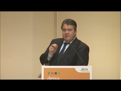 BM Sigmar Gabriel Keynote 5. dena-Energieeffizienzkongress
