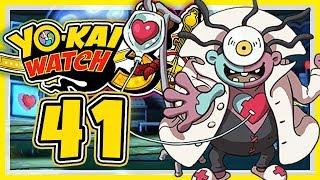 YO-KAI WATCH 3 # 41 👻 Dr. Kling zeigt Herz! • Let's Play Yo-kai Watch 3
