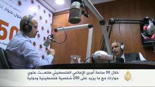 الإعلامي طلعت علوي يجري حوارا دام 50 ساعة