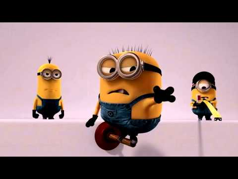 All best Minion scènes from the movie_ Despicable me Part 2