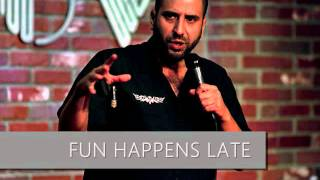 Dave Attell - Fun Happens Late