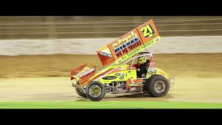 17-18 Porter Hire International Sprintcar Series