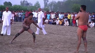 GANNI VS RAHUL PHELWAN | DANGAL KUSHTI NEW HD 2018 | YAMUNANAGAR BY LAND LIFE