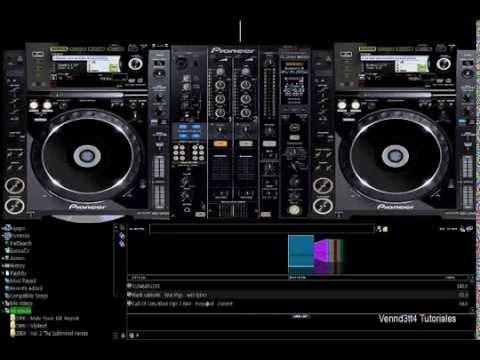 Descargar e Instala el Skin Pioneer CDJ-2000 mixer - DJM-800 Para Virtual DJ 7
