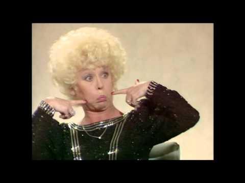 Barbara Windsor November 1985