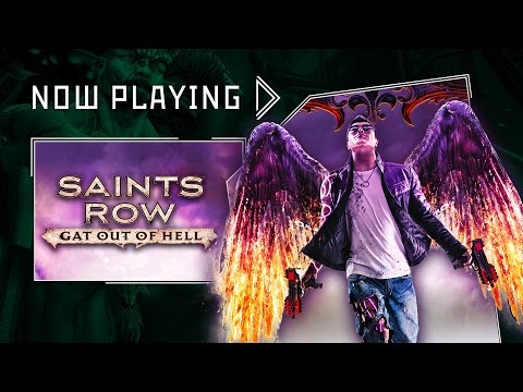 Saints Row: Gat out of Hell - Now Playing