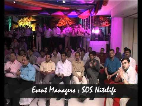 sos nitelife tata sky dealers meet in mumbai
