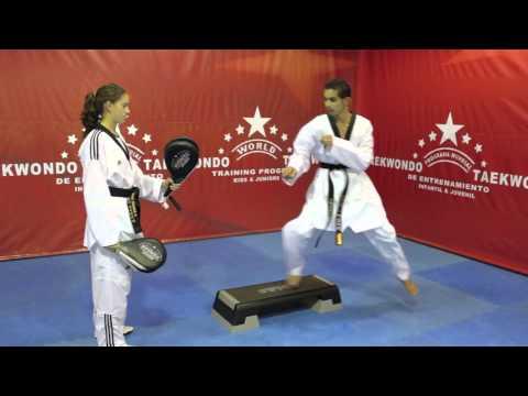 Presentacion Del Programa Mundial De Entrenamiento De Taekwondo video