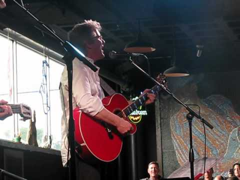 Lay It On The Line - Rik Emmett and Dave Dunlop at Poor Davids Pub