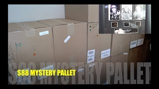 I Paid $88 for $2,155 Valued Amazon MYSTERY BOXES + Amazon Customer Returns Pallet Unboxing