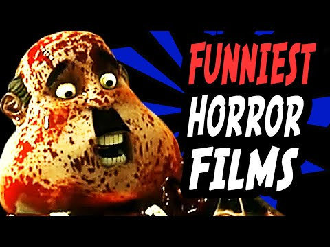 Top 5 Funny Horror Films Online