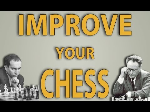 Improve your Chess with the Tal-Botvinnik Series!