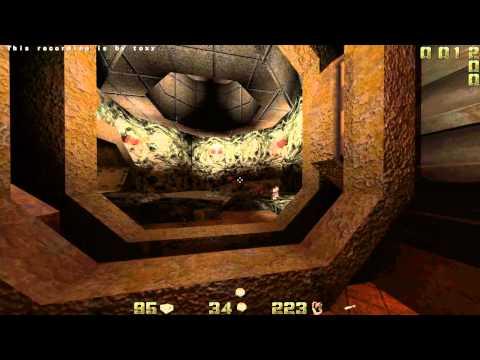 Quake 2 - Q2DQ2 Speedrun 720p