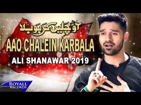 Ali Shanawar | Aao Chalein Karbala | 1441 / 2019