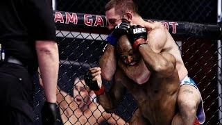Fight Replay: Eddie Gordon vs. Tom Gallicchio | THE ULTIMATE FIGHTER
