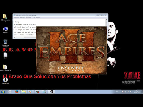 Descargar Age Of Empires III [+EXPANSIONES][1 LINK][MEGA]