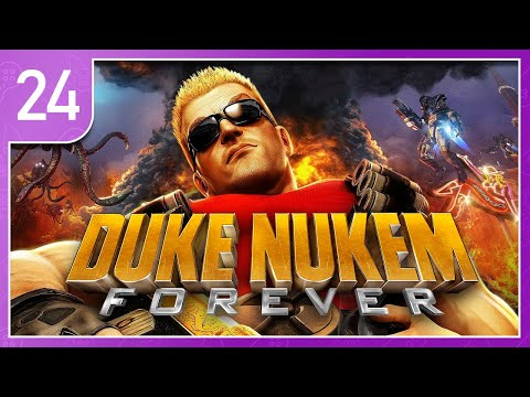 Duke Nukem Forever - Part 24 ~ Elevator Fun! (Gameplay/Walkthrough) [HD]