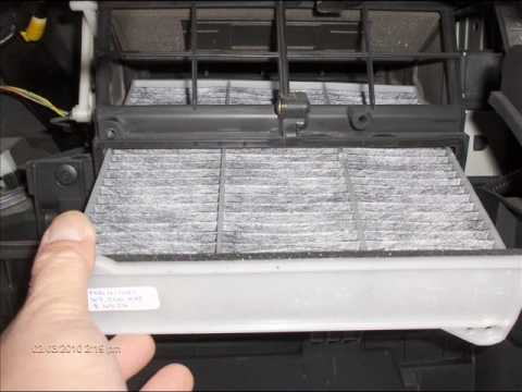 How To Replace 2003. 2004. 2005 & 2006 Mitsubishi Outlander Cabin Air Filter