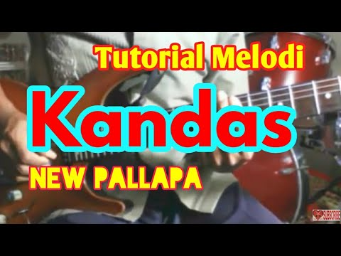 Melodi Lagu KANDAS Video Cover Tutorial Melodi Dangdut Termudah