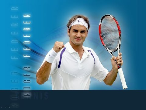 Roger Federer - Just Perfect