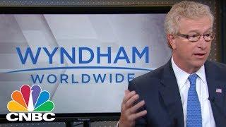 Wyndham Worldwide CEO: Split Sentiments | Mad Money | CNBC