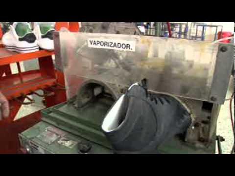 Proceso para la fabricación del calzado