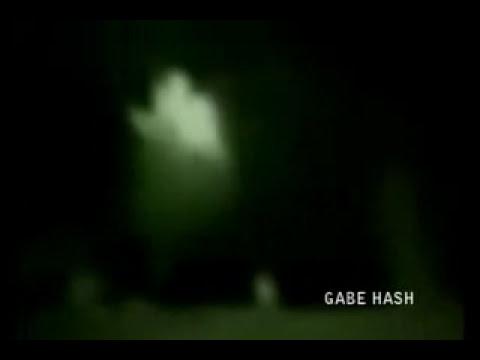 Extraterrestre se desmaterializa en vivo 2011