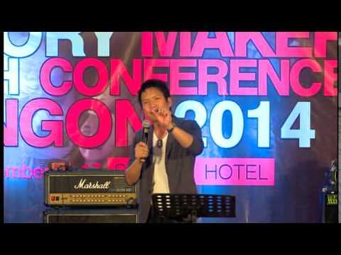 HISTORY MAKER & YOUTH CONFRENCE YANGON 2014 (Pastor Zelpi)