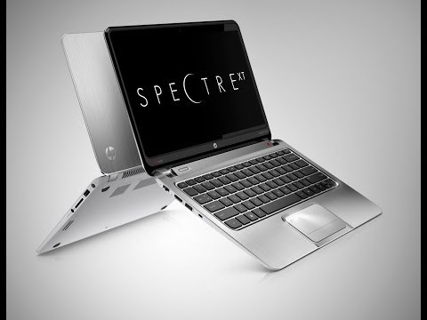 HP Spectre 13 Ultrabook Review : A Slim Laptop That Gives You Additional Touch Pad