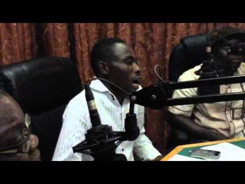 GLOWA'S RADIO DISCUSSION ON STAR GHANA DEMOCRATIC GOVERNANCE PROJECT RESULTS VIDEO