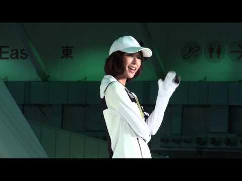 20131016詹乃蓁 台北魅力展機能紡織品服裝秀