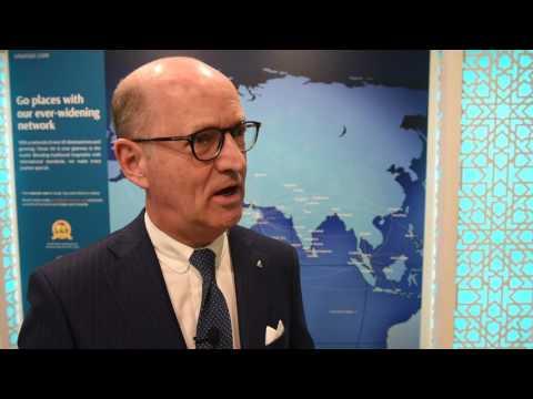 Paul Gregorowitsch, chief executive, Oman Air