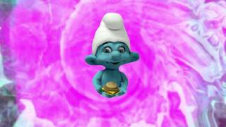Smurf Song (plus lyrics)  [HIGH QUALITY COVER VERSION]