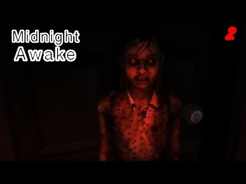 Midnight Awake: Episodes 2 & 3 (Steam Horror game)