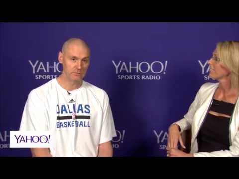 Dallas Mavericks Rick Carlisle: Yahoo Sports Radio Interview with Elissa Walker Campbell