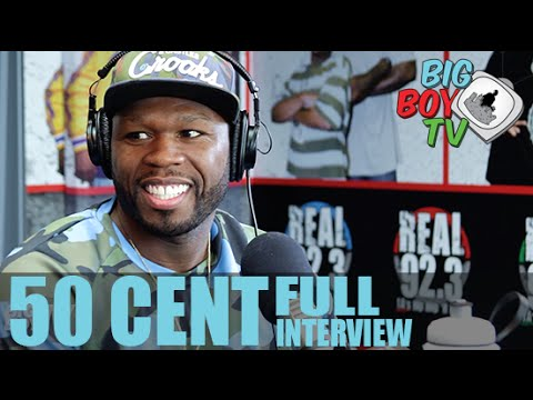 50 Cent Talks New Music, Floyd Mayweather & More With Big Boy