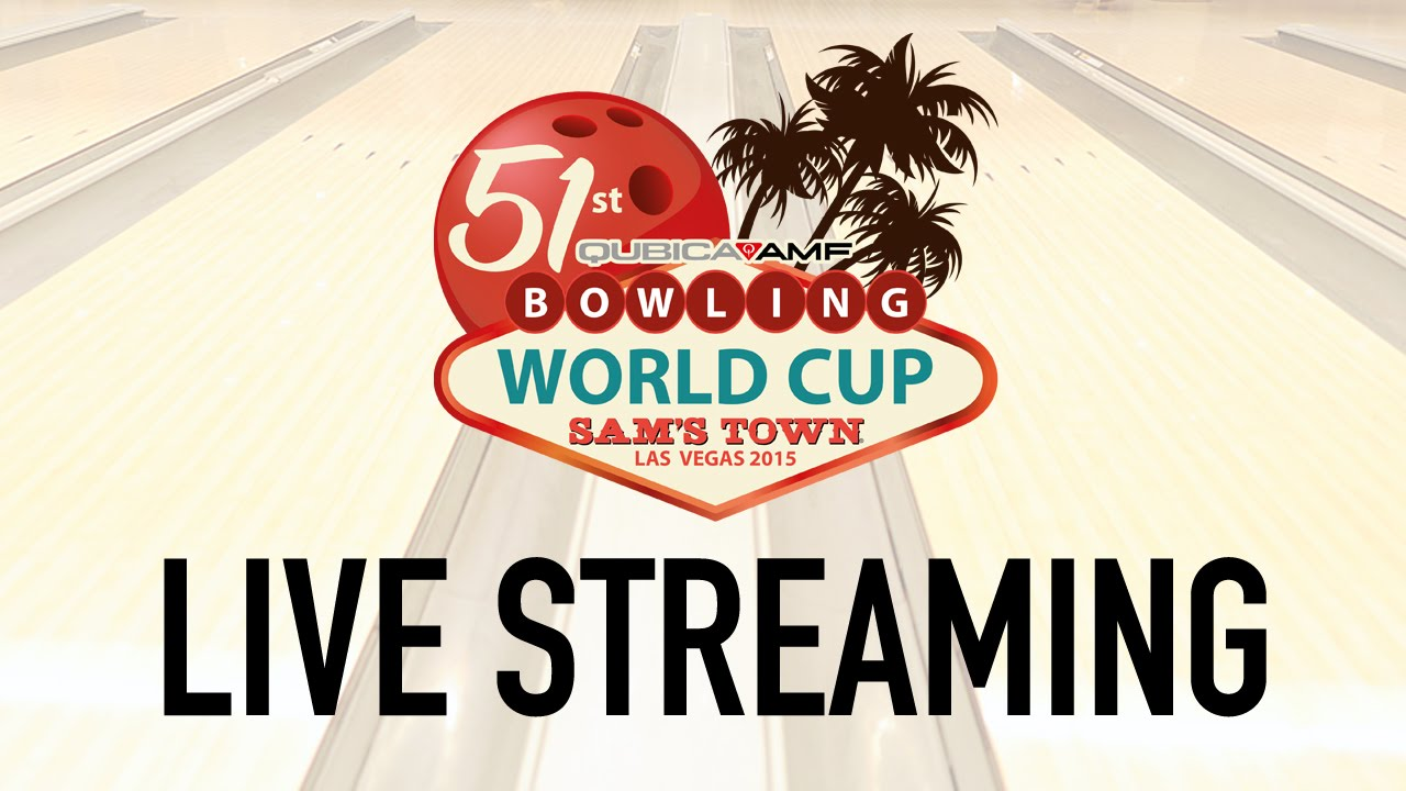 2015 QubicaAMF World Cup - Men's Round 3