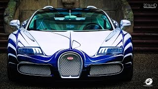 Bugatti Grand Sport L'Or Blanc | HOW IT'S MADE | MAKING OF