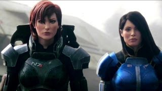 "Mass Effect 3 - ""Female Shepard"" Launch Trailer (2012) Game HD"
