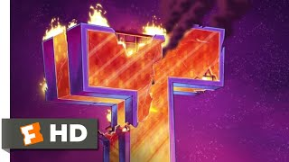 Teen Titans GO! to the Movies (2018) - The End of Robin Scene (8/10) | Movieclips