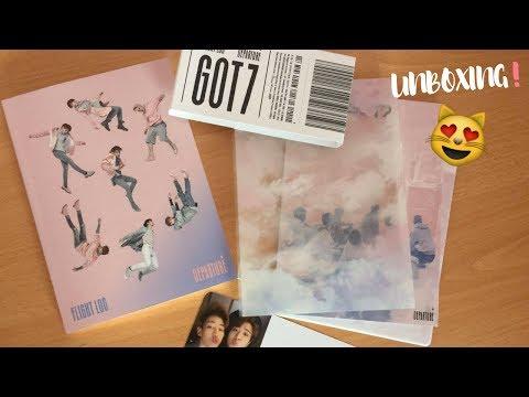 download lagu Unboxing Got7 ʰ�세븐 5th Mini Album Flight Log: Departure gratis