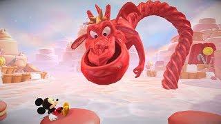Mickey Giải Cứu Minnie – Mickey Chiến Đấu Với Rồng Lửa – Phần 8