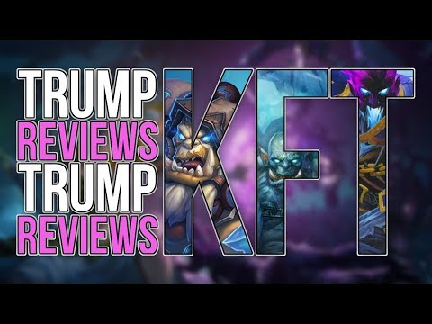 Trump Reviews Trump Reviews: Knights of the Frozen Throne