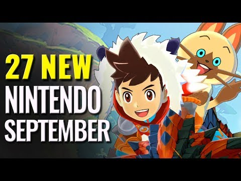 Nintendo Playscore Scoop September 2017 | 27 Best New Switch & 3DS games reviewed