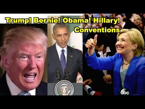 Trump! Bernie! Obama! Hillary! - Donald Trump, Bernie Sanders & MORE! LV Sunday Clip Roundup 170