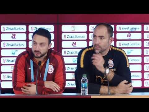 """Tudor: """"İkinci Yarıda Galatasaray Gibi Oynadık"""""""