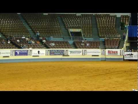 Spooks Gotta Whiz - Shawn Flarida @ 2012 NRHA Derby