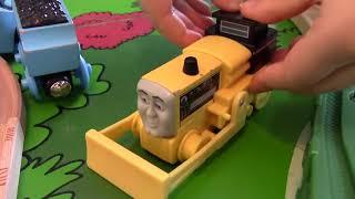 Thomas and Friends | Thomas Train Crashes on Gordon's Hill | Playing with Thomas the Train