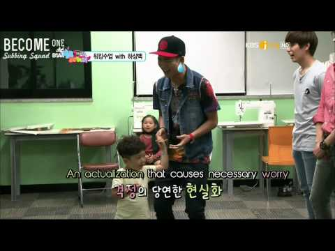 [B1SS] 121005 Hello Baby Season 6 with B1A4 - Episode 11 [1/4]