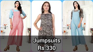 Trendy Jumpsuits New Collection